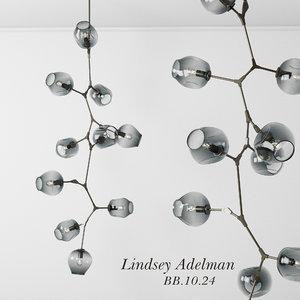 3d lindsey adelman bb 10 model