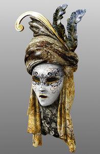masquerade mask max
