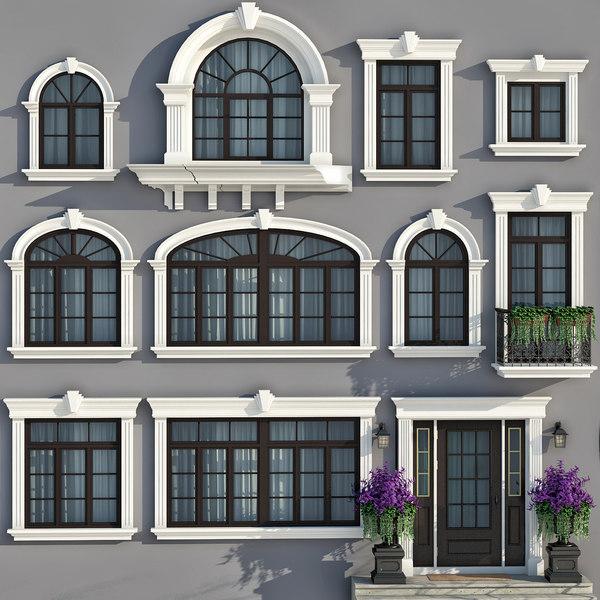 max doors windows style modern