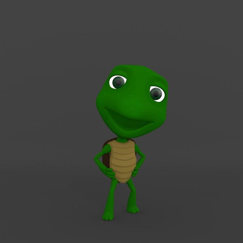 little turtle 3d 3ds