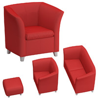 sofa set 16 3ds