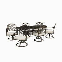 Artie Dining Set with Cushions