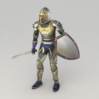Medieval Warrior v.3