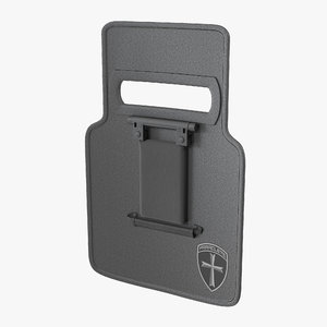 3ds police ballistic shield