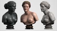 Aphrodite Capitoline Bust