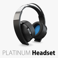 sony platinum headset 3ds