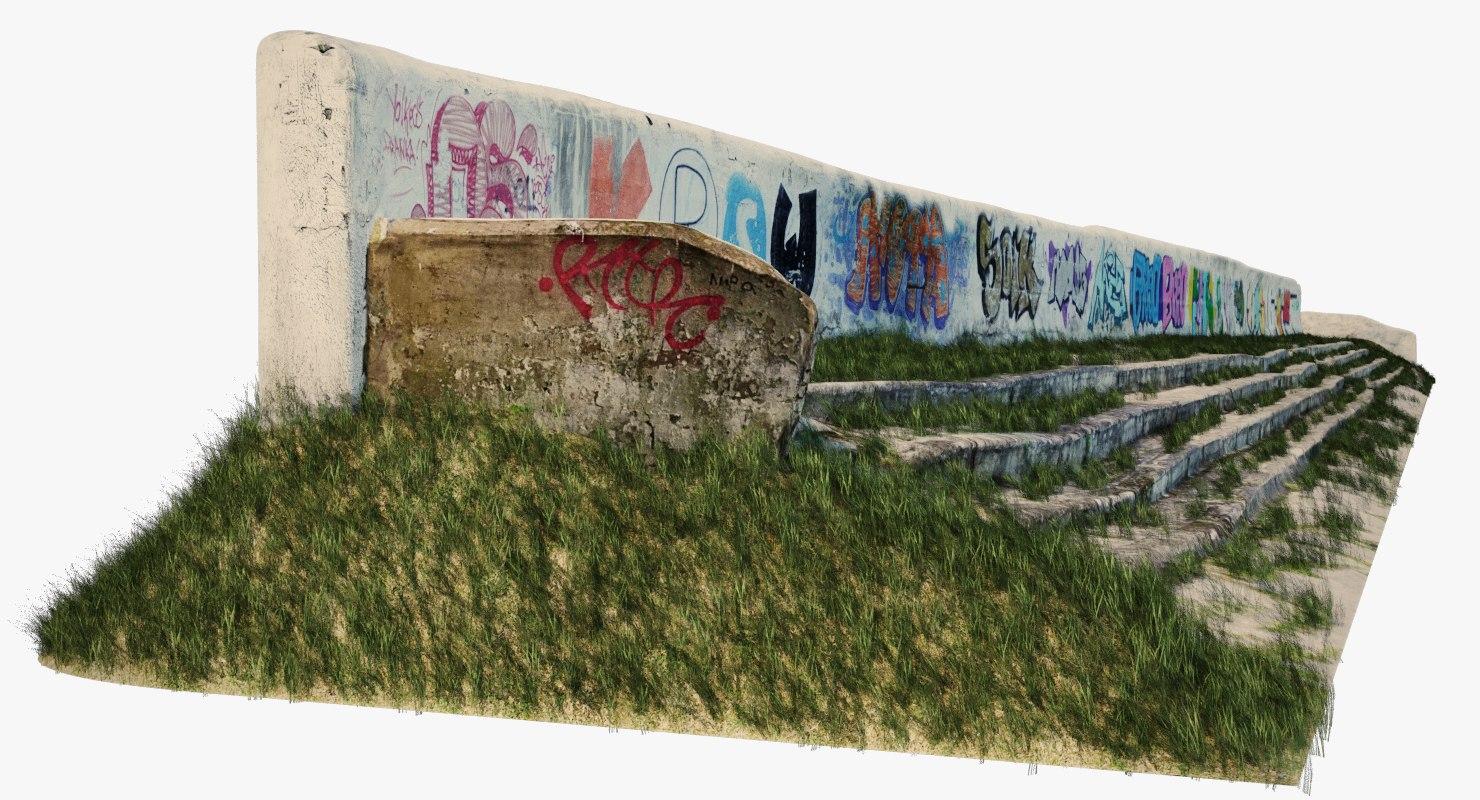 max graffiti stadium tribune