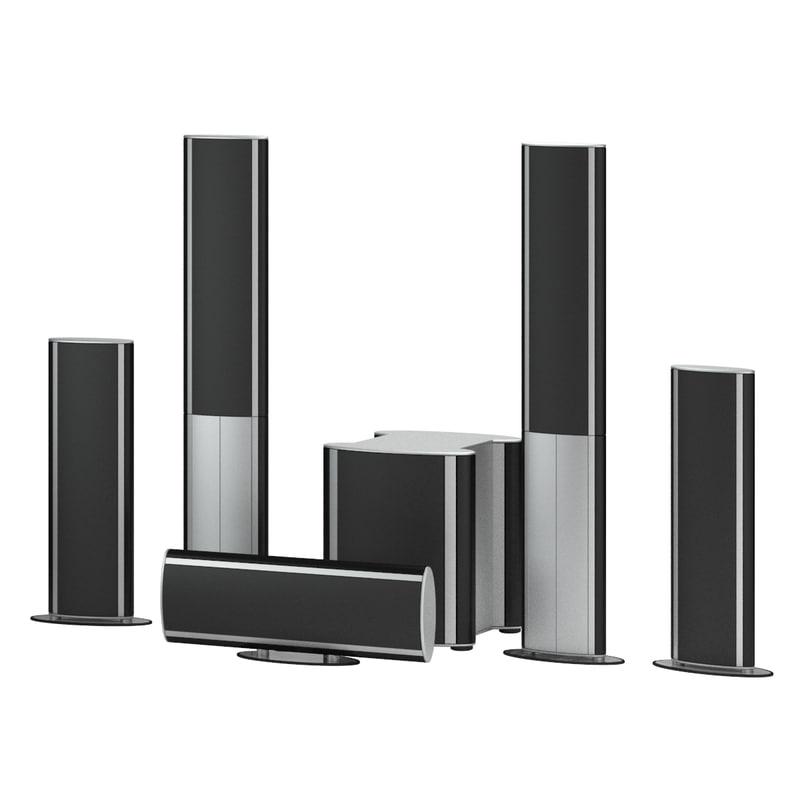 3ds max speakers 07