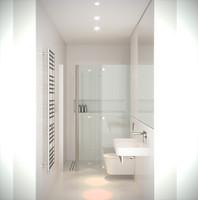 bathroom rhino corona 3d max