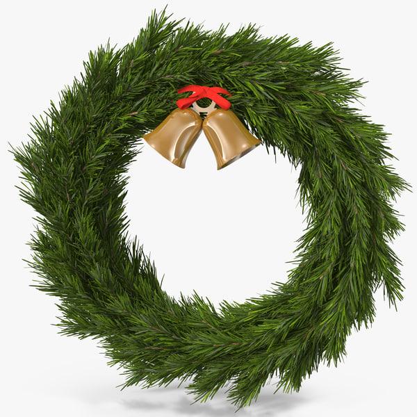 3d christmas wreath 5