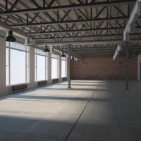 loft interior architectonic max