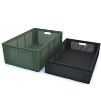 crate plastic 3d model