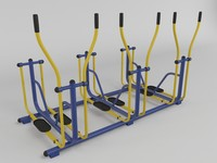 outdoor fitness gym equipment max