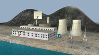 thermal power plant obj