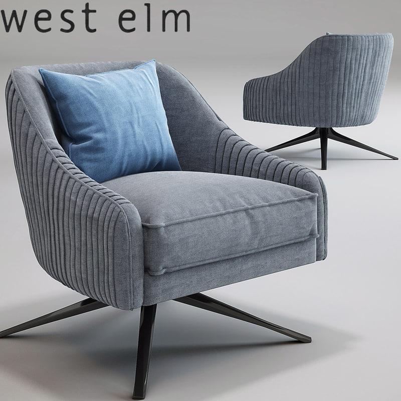 max roar rabbit swivel chair