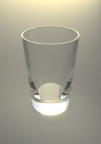 shot glass glassware obj