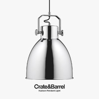 Crate & Barrel - Hudson Pendant Light
