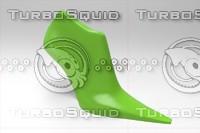 3d model shoe