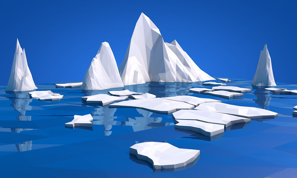 3d alaska ice