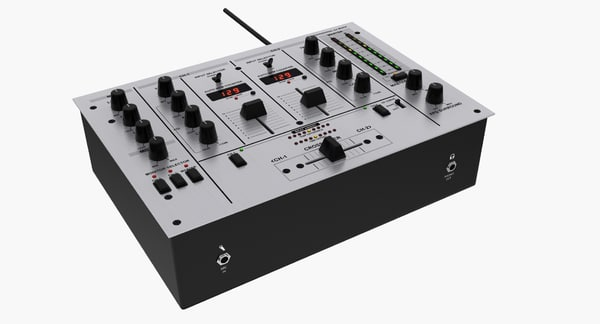 dj mixer max