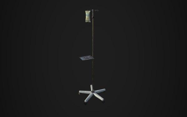 drip 3d model