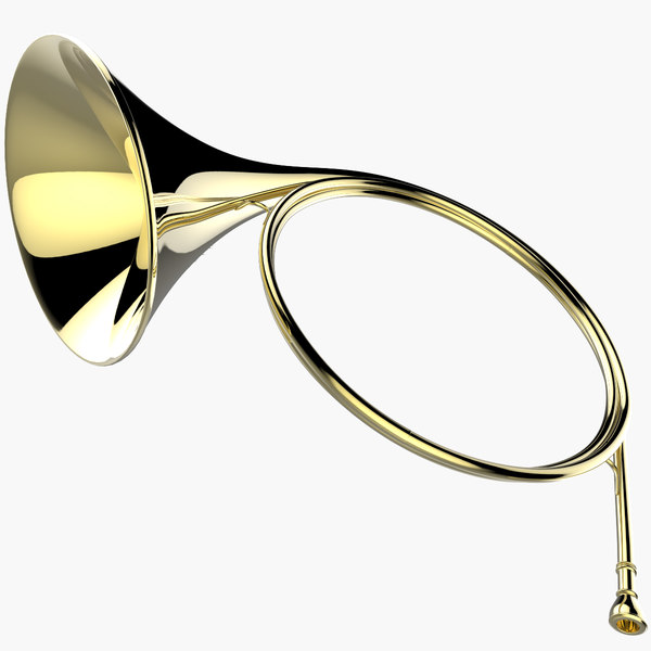 3d horn instrument
