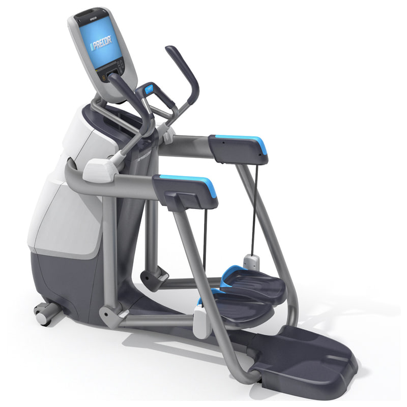 3d precor adaptive motion trainer