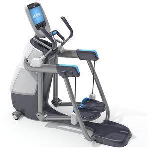 3d precor adaptive motion trainer