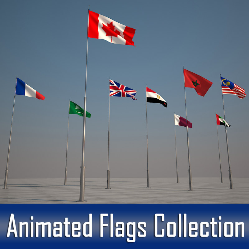 max flags