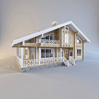 max architectural wooden houses