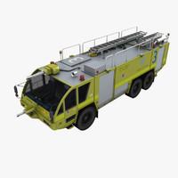 rosenbauer mk-8 truck obj