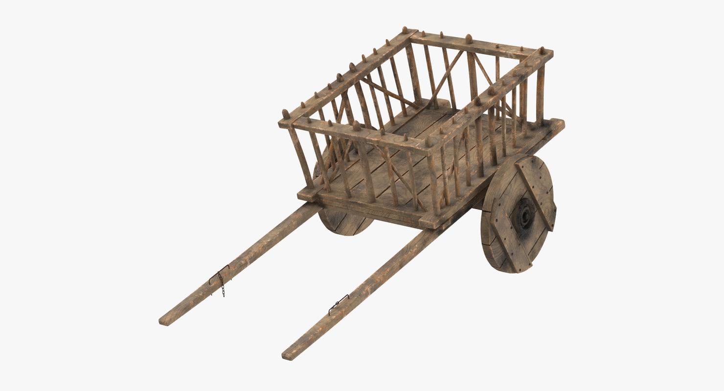 medieval wagon max