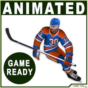 max character hockey