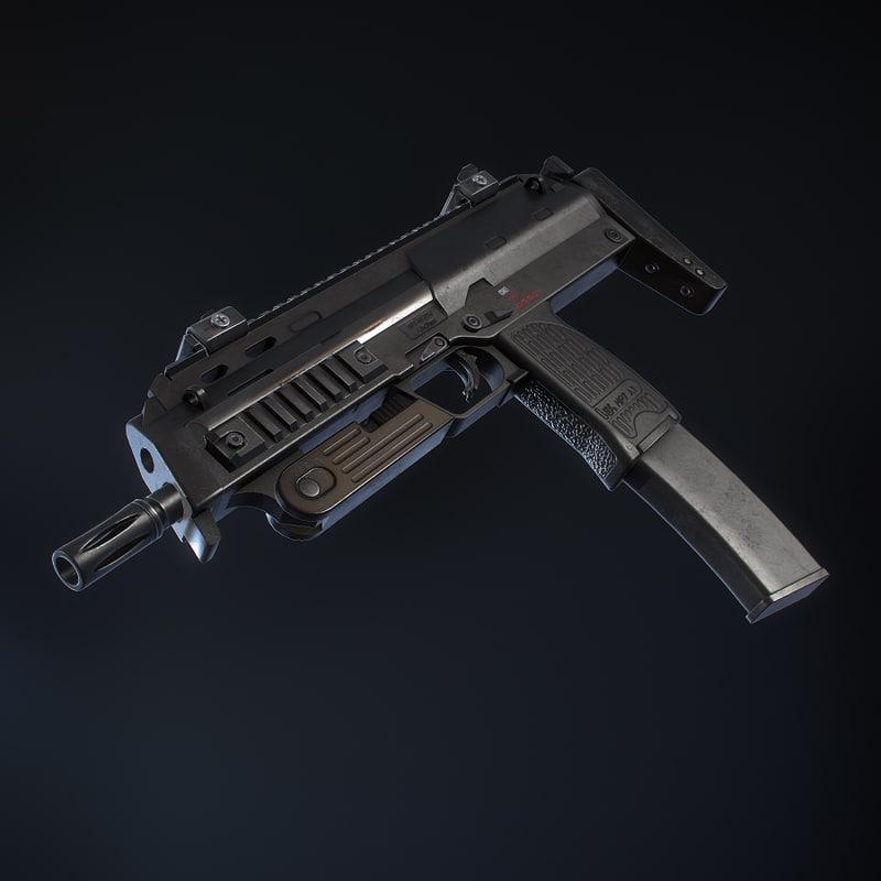 3d gun sight