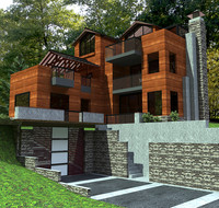 Cottage House Villa