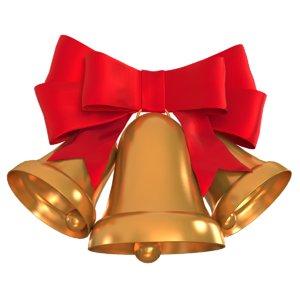 max christmas holiday bells