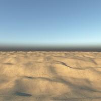max realistic desert