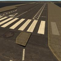 3d max realistic city roads