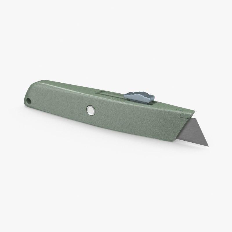 3d box cutter