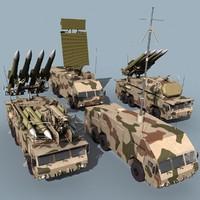 SA-17 Buk-M2E battalion LE