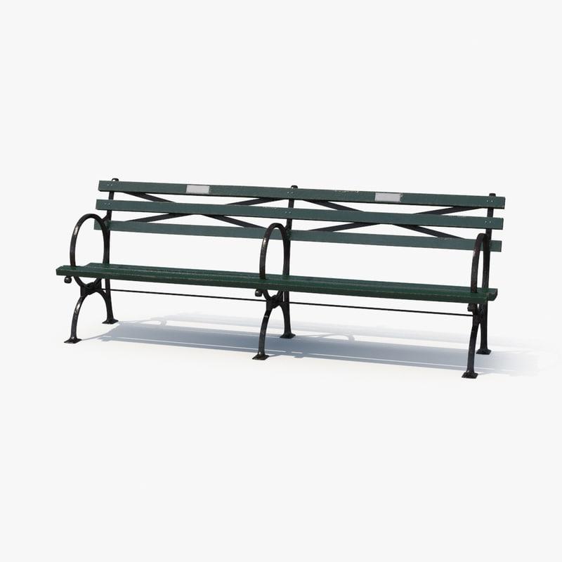 park-bench max