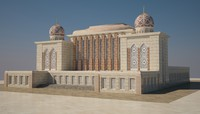 Arabic Building