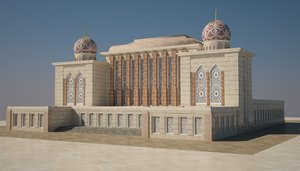 arabic building max