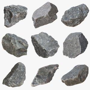 max pack stones