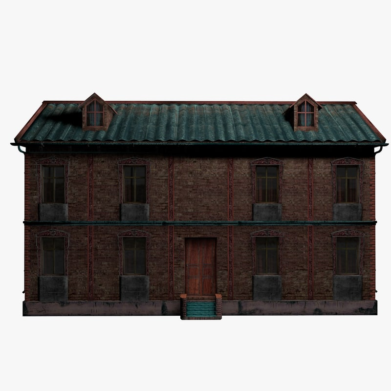 old abandoned house games 3d 3ds
