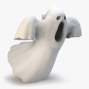 Ghost 3D models