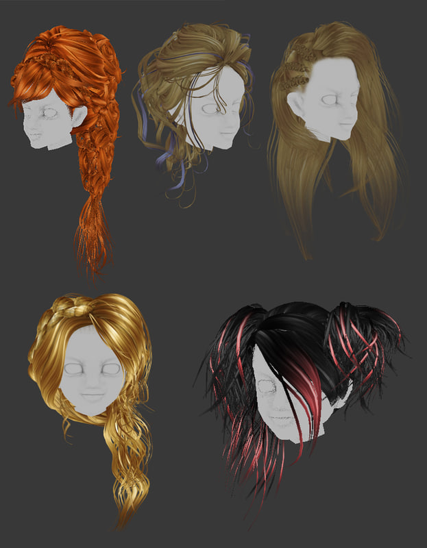 hairs max