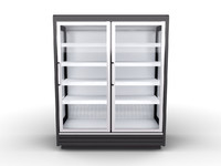 Carrier Velando frozen food cabinet