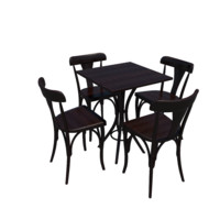 Thonart - Table and chairs set