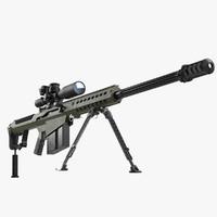 Barrett M107 A1 sniper
